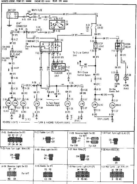 Mazda Turn Signal Flasher Location Motor