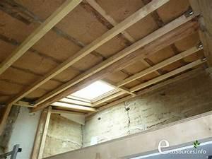 Isolation Thermique Combles : autoconstruction isolation des combles en panneaux de ~ Premium-room.com Idées de Décoration