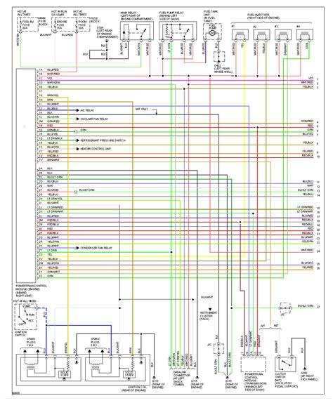 1994 miata wiring diagram 25 wiring diagram images