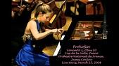 Lise de la Salle Prokofiev Concerto 1 Opus 10 James Conlon ...
