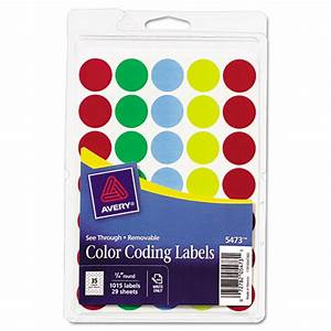 see through removable color dots 3 4 dia assorted colors With kitchen cabinets lowes with color coding dot stickers