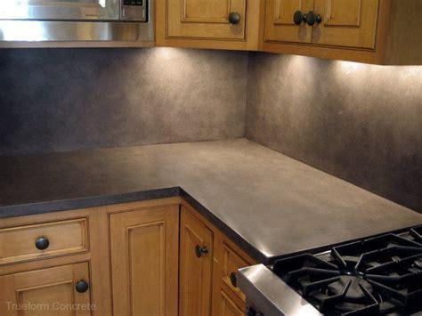 9 best images about Concrete Backsplash   Trueform