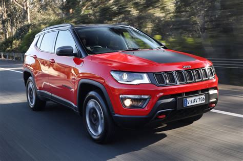 Jeep Compass Trailhawk Review, India Launch Date, Price