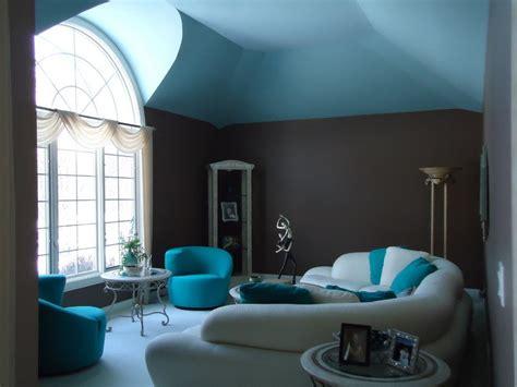 Wohnzimmer Ideen Wandgestaltung Grau by Wandgestaltung In Grau Und T 252 Rkis 25 Farben Ideen