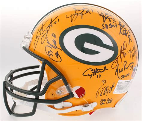 Le Super Bowl Xxxi Champions Packers Full Size Authentic