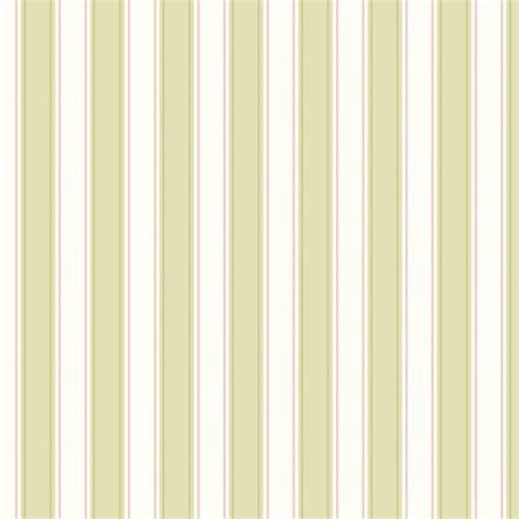 Green Silk Stripe Wallpaper