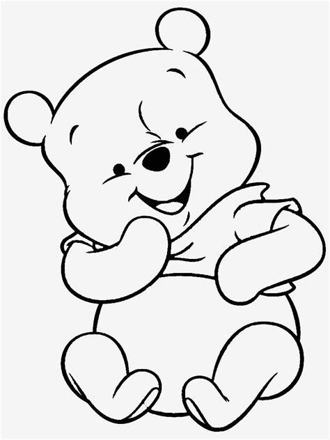 Kleurplaat Winnie The Pooh Baby by 15 Ausmalbilder Winnie Pooh Baby Nicks