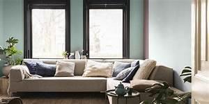 tendance couleur et peinture 2018 quelles teintes With quelle couleur avec du taupe 10 nos astuces en photos pour peindre une piace en deux