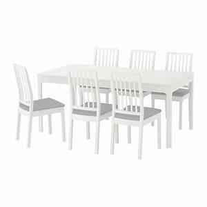 Tisch Und 6 Stühle : ekedalen ekedalen tisch und 6 st hle ikea ~ Bigdaddyawards.com Haus und Dekorationen