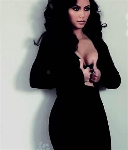 Kardashian Kim Giphy Sister Gifs Khloe Cuerpo