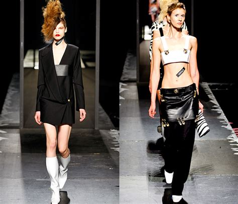 versus versace j w anderson 2014 resort denim jeans