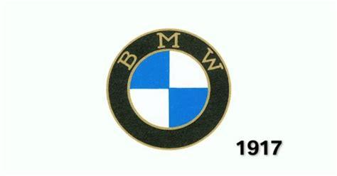 badge whats  history   bmw logo