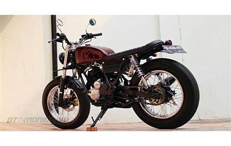 Modification Motor Scorpio by Modifikasi Yamaha Scorpio Style Indonesiautosblog