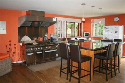 cuisine couleur orange la cuisine 4 photos geraldine33