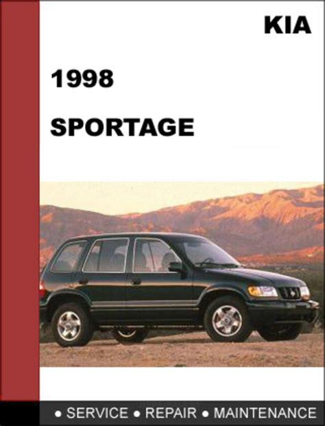 download car manuals pdf free 1998 kia sportage transmission control kia sportage 1998 oem factory service repair manual download down