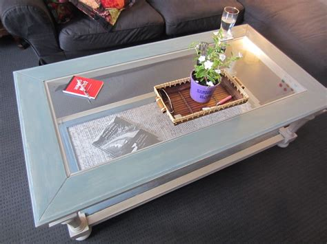shabby chic table top shabby chic glass top coffee table casa9