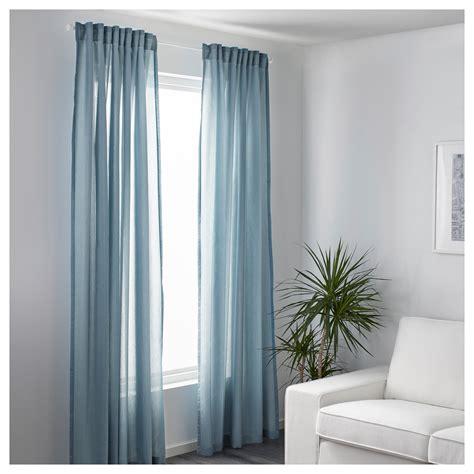 ikea vivan curtains blue vivan curtains 1 pair light blue 145x250 cm ikea