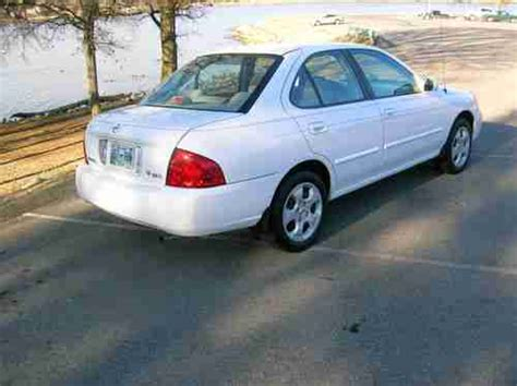 white nissan sentra 2006 find used 2006 nissan sentra 1 8s white automatic 40k