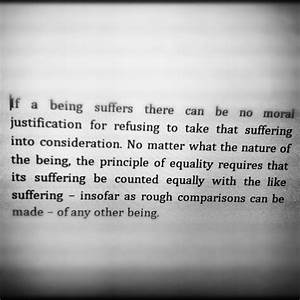 Peter Singer - ... Serious Topic Quotes
