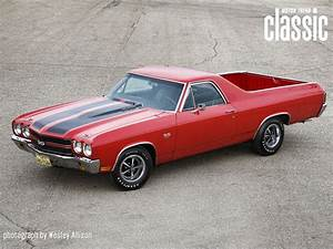 chevy el camino - Car Wallpaper