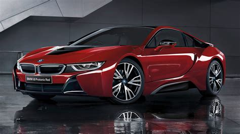 BMW i8 Protonic Red Edition (2016) Wallpapers and HD ...