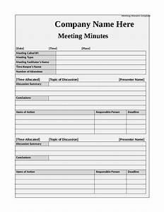 Standard minutes of meeting template edit fill sign for Standard minutes of meeting template