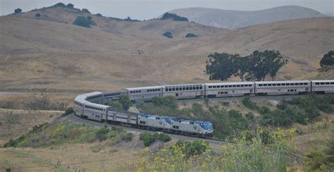 list  coast starlight trains travel