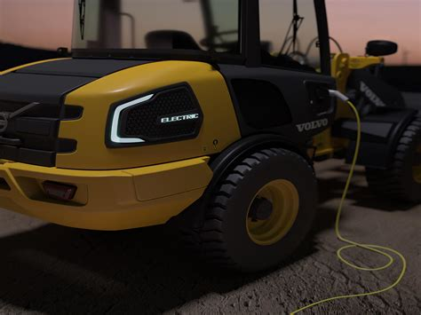 Volvo 2019 Announcement by Volvo Looks To The Electric Future At Bauma 2019