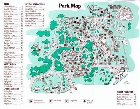 Theme Park Brochures Old Indiana Fun Park - Theme Park ...
