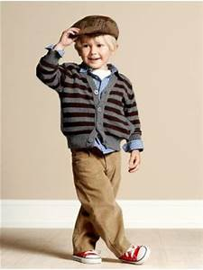 Ali W.: Boy clothes are cute too