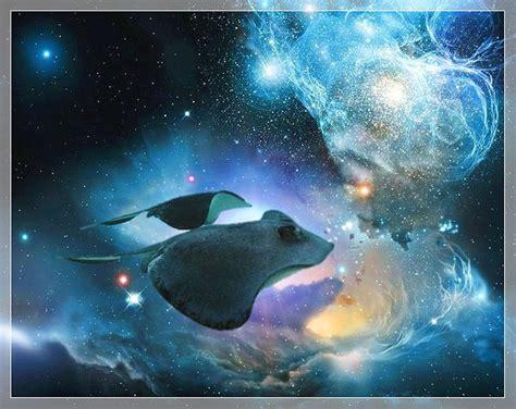 Across The Universe Digital Art By Alexandra Lexx