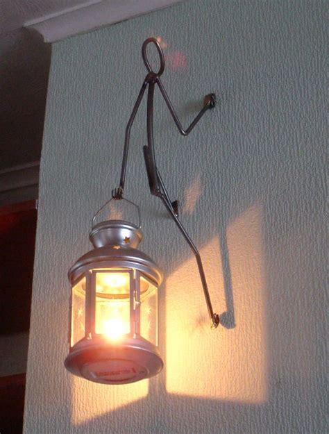 wall climber outdoor light diy craft s