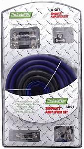 0 Gauge Amp Kit Metra Ak01