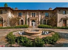 Newly Listed $40 Million Beverly Hills Mansion Homes of