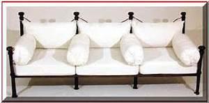 Canapé Fer Forgé : meubles fer forg ~ Teatrodelosmanantiales.com Idées de Décoration