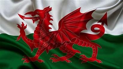 Wales Flag Welsh Wallpapers Dragon Background Desktop