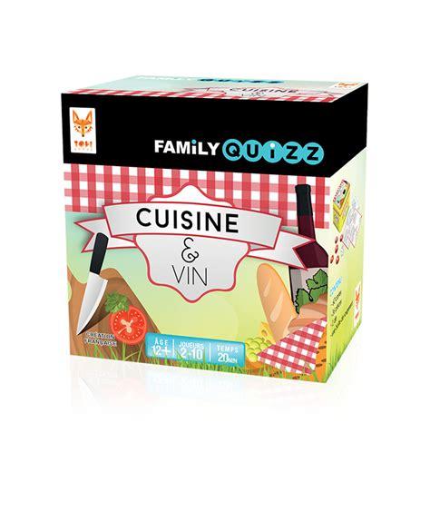 Familly Quizz  Cuisine Et Vin  Topi Games