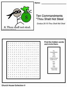 10 Commandment For Kids   New Calendar Template Site