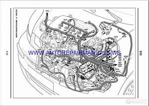 Renault Trafic X83 Nt8348 Disk Wiring Diagrams Manual 02