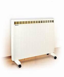Radiateur Mobile Electrique : rothelec produits radiateurs electriques convecteurs ~ Edinachiropracticcenter.com Idées de Décoration