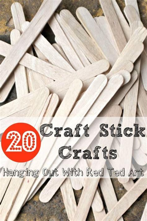 craft stick crafts easy crafts  kids crafts