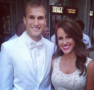 meet kirk cousins39 wife julie larry brown sports With kirk cousins wedding ring