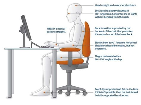 ordianteur de bureau ergonomic chair product design