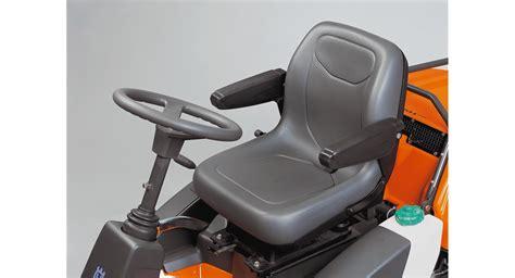 siege autoportee accoudoirs pour siège premium tondeuse autoportée riders
