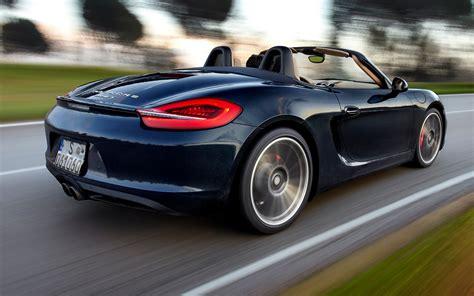 First Drive: 2013 Porsche Boxster - Automobile Magazine