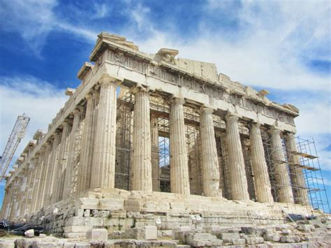 Athens Greece Itinerary Including Acropolis Hotels And