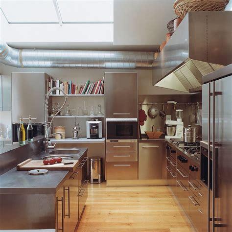 poubelle de cuisine professionnelle aménagement cuisine maison