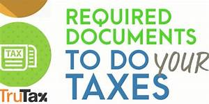 checklist of documents required for e filing income tax With documents for filing income tax returns