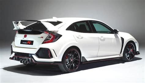 Honda Civic Type R 2019 by 2019 Honda Civic Type R Rumors Car Us Release
