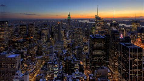 wallpapers    york city